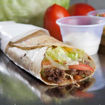 Burrito Clássico
